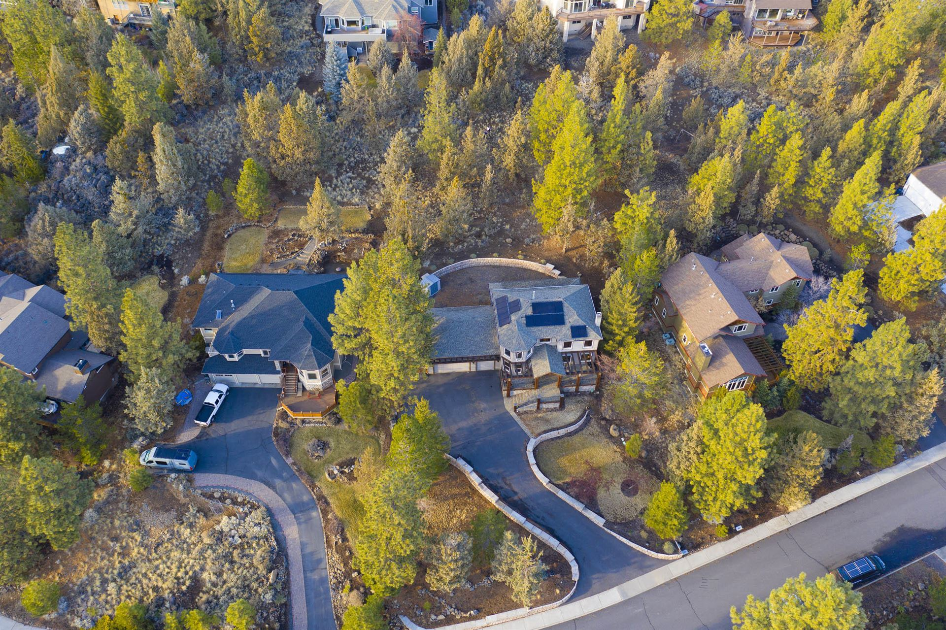 Photo of 1350 NW City Heights Drive, Bend, OR 97703 (MLS # 220114980)