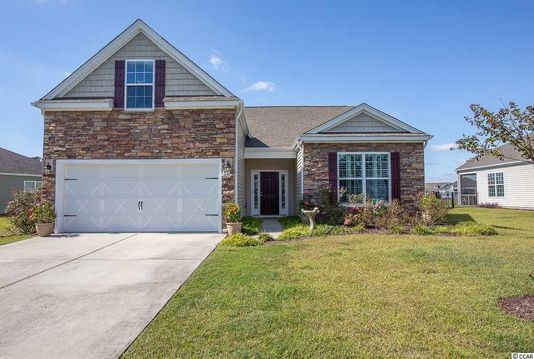 229 Cable Lake Circle, Carolina Shores, NC, 28467, Calabash Lakes Home For Sale