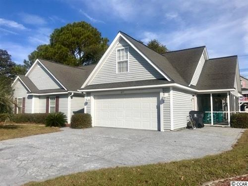 Photo of 277 Melody Gardens Dr., Surfside Beach, SC 29575 (MLS # 1926011)