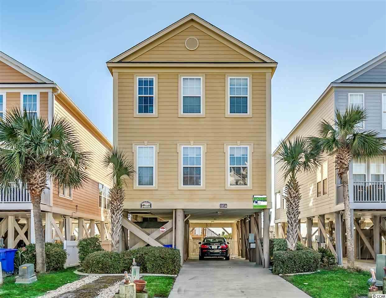 117A Seaside Dr. N, Surfside Beach, SC, 29575, Floral Beach Home For Sale