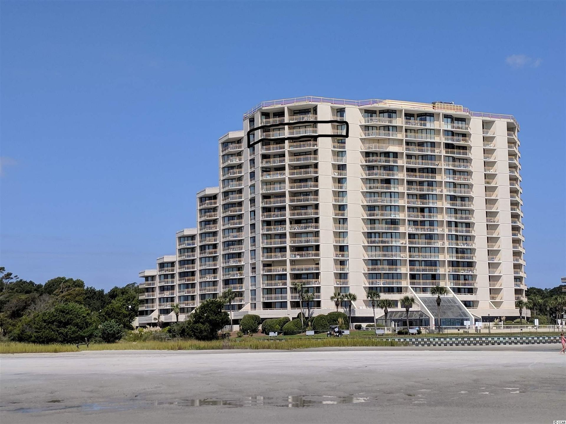101 Ocean Creek Dr., Myrtle Beach, SC, 29572, Tower South Home For Sale