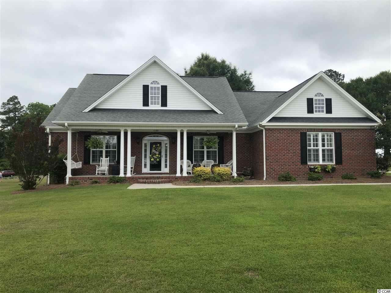 1180 Floyd Page Rd., Galivants Ferry, SC, 29544, Not within a Subdivision Home For Sale