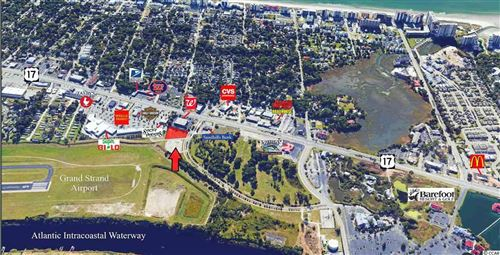 Photo of Parcel 1-B US HWY 17 & Windy Hill Road, North Myrtle Beach, SC 29582 (MLS # 1802023)
