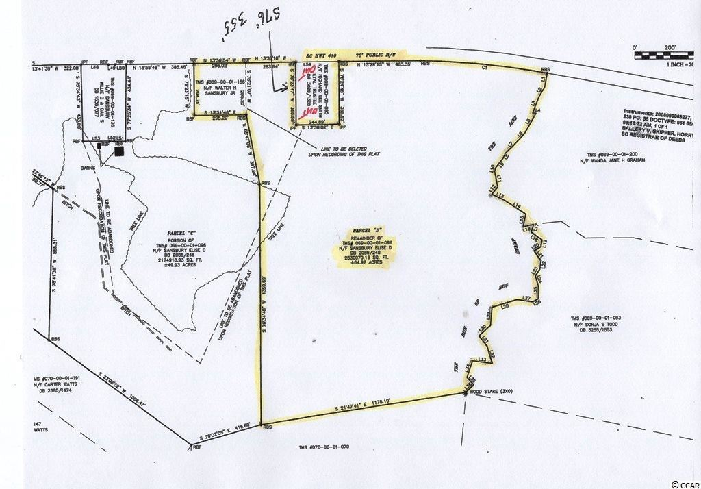 N Highway 410, Aynor, SC, 29511, Not within a Subdivision Home For Sale