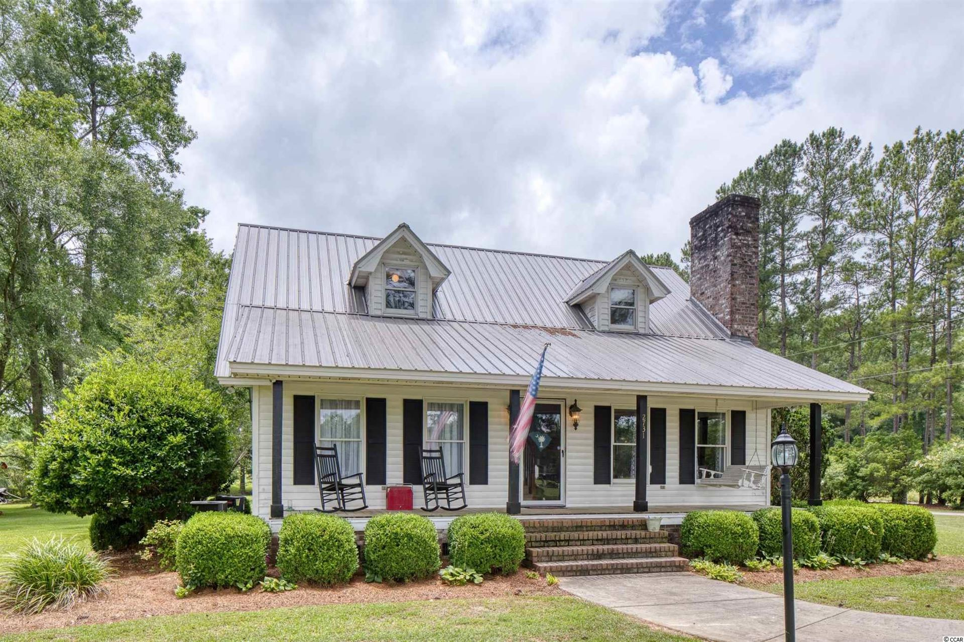 2731 Fork of the Swamp Rd., Galivants Ferry, SC, 29544,  Home For Sale