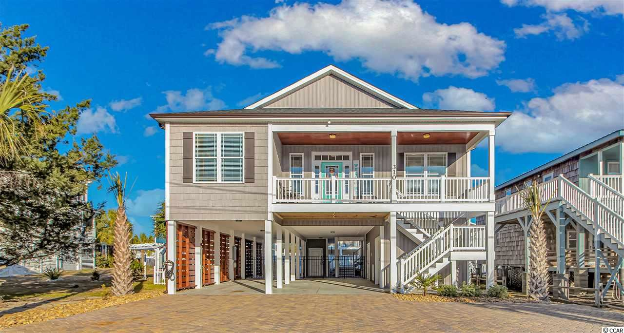 310 33rd Ave N. 33rd Ave. N, Cherry Grove, SC, 29582,  Home For Sale