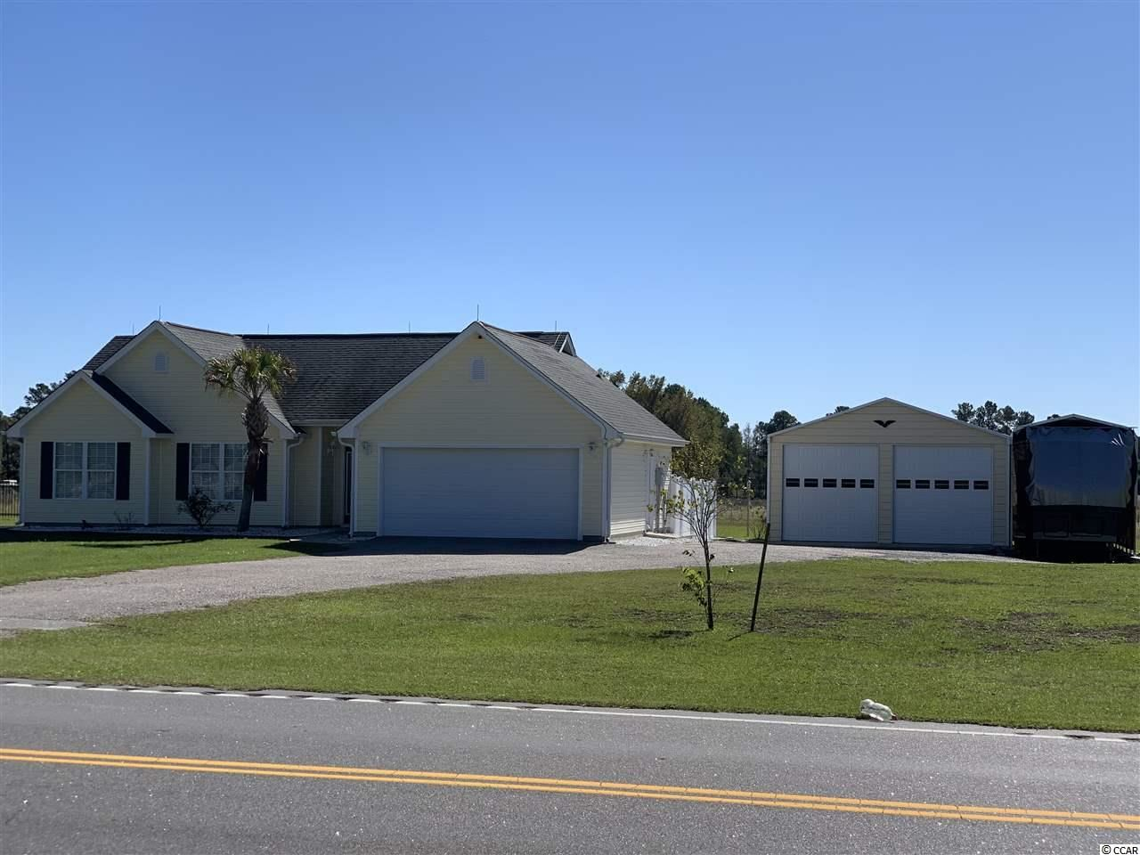 1361 Brunson Spring Rd., Galivants Ferry, SC, 29544, Not within a Subdivision Home For Sale
