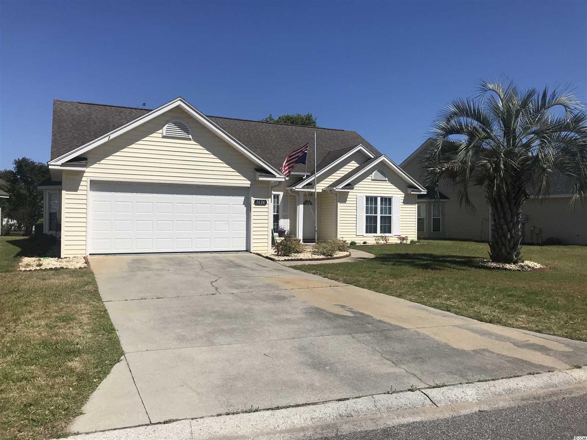 1626 Montclair Dr., Surfside Beach, SC, 29575, Ashton Acres Home For Rent