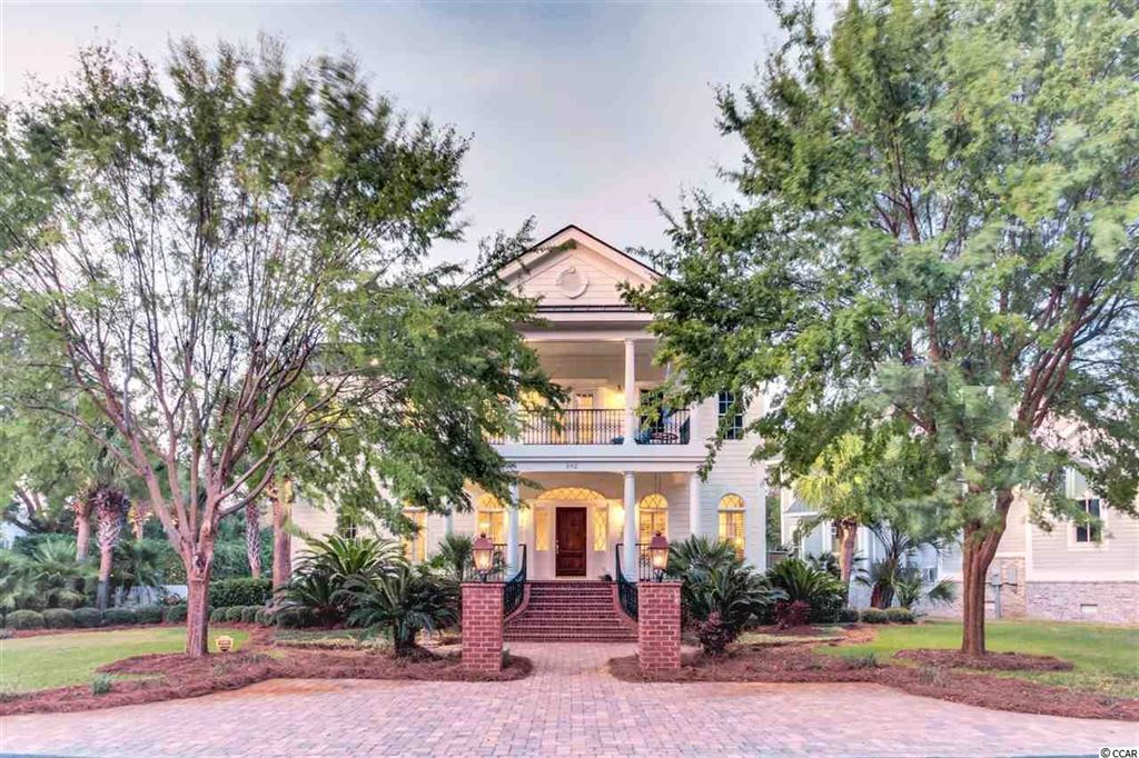 392 Oak Moss Ct., Murrells Inlet, SC, 29576, The Hermitage Home For Sale