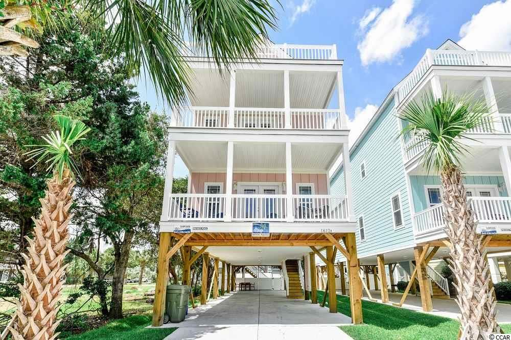 1612B S Ocean Blvd., Surfside Beach, SC, 29575, Ocean Pines Home For Sale