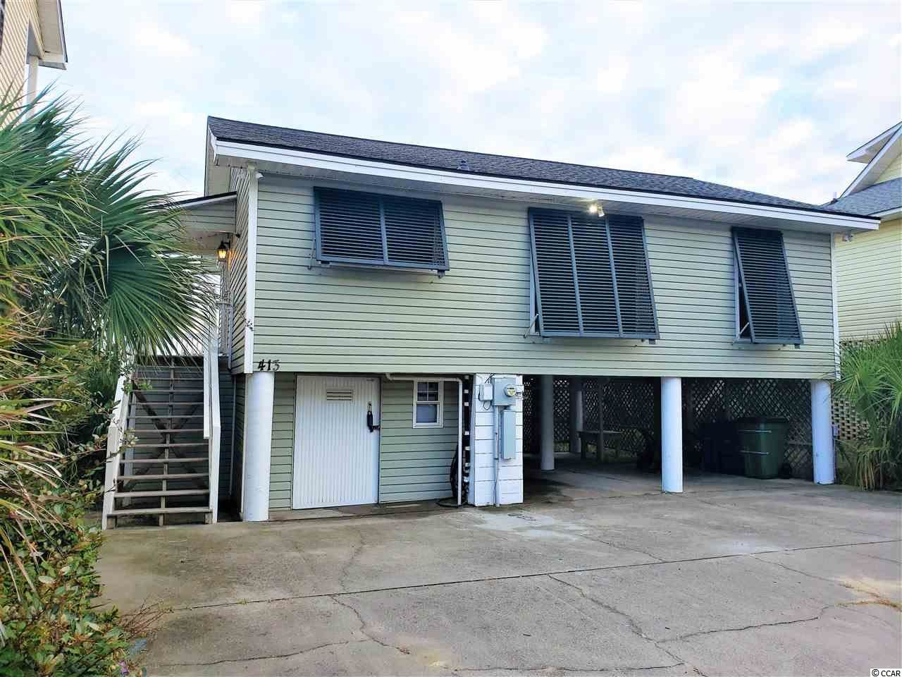 413 S Seaside Dr., Surfside Beach, SC, 29575, Floral Beach Home For Sale