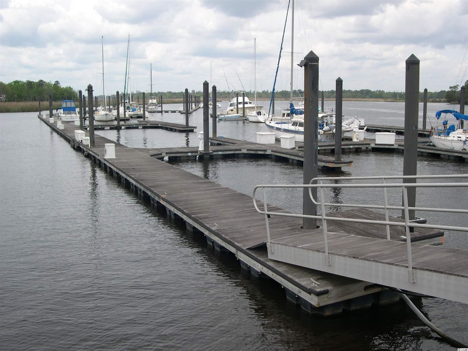 Boat Slip 1 Friendfield Marina, Georgetown, SC, 29440, Harmony Home For Sale