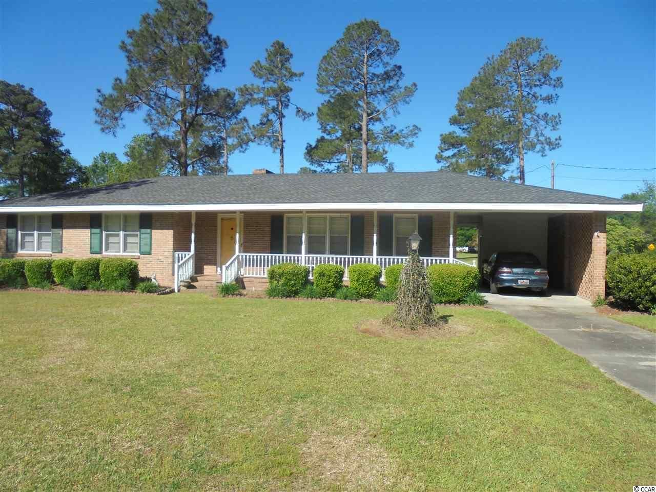 1205 Old Corner Rd., Marion, SC, 29571, Not within a Subdivision Home For Sale