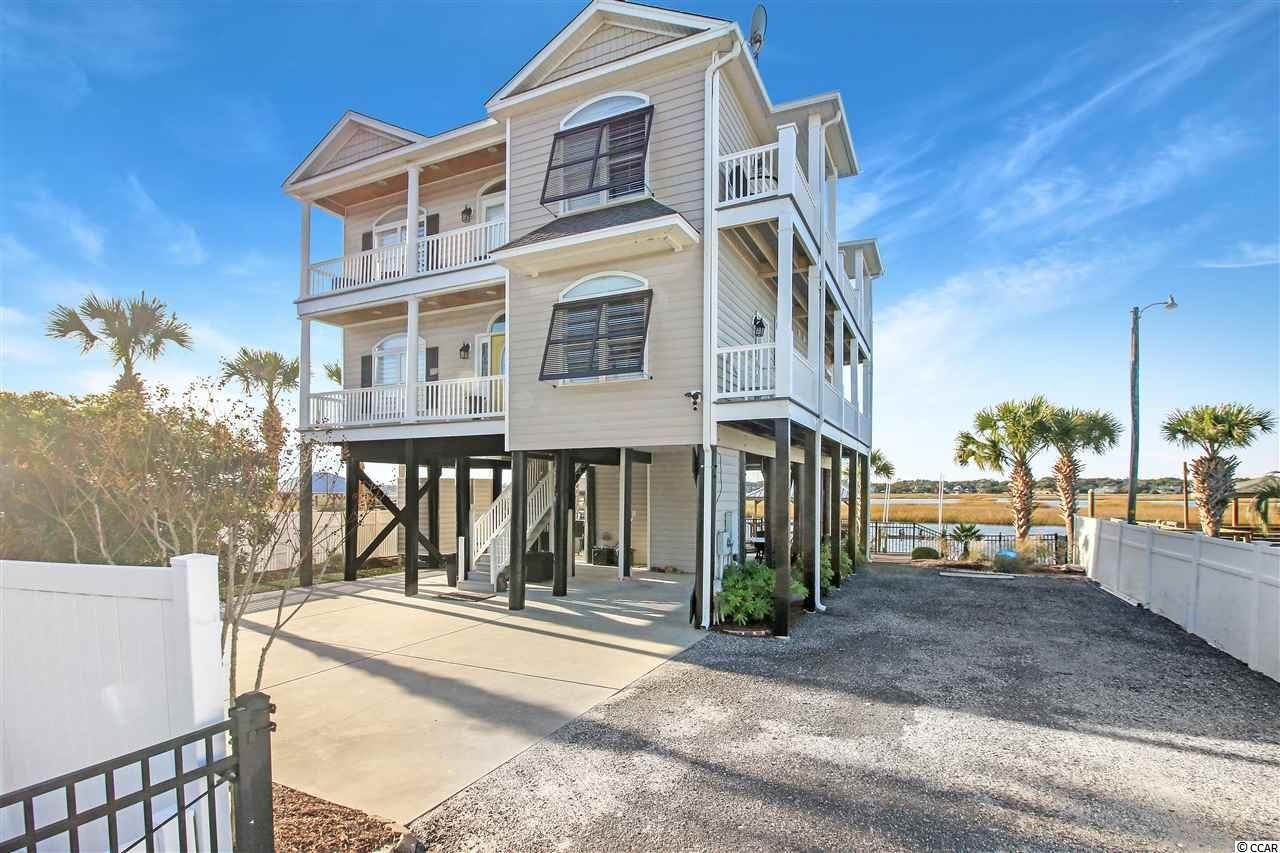 1052 S Waccamaw Dr., Garden City Beach, SC, 29576,  Home For Sale