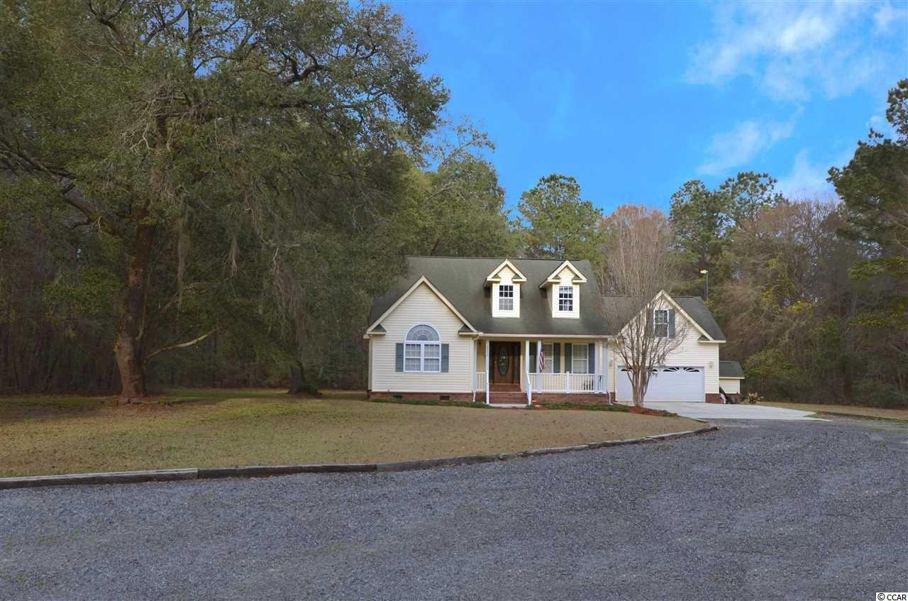 2290 Palmers Bridge Rd., McClellanville, SC, 29458,  Home For Sale