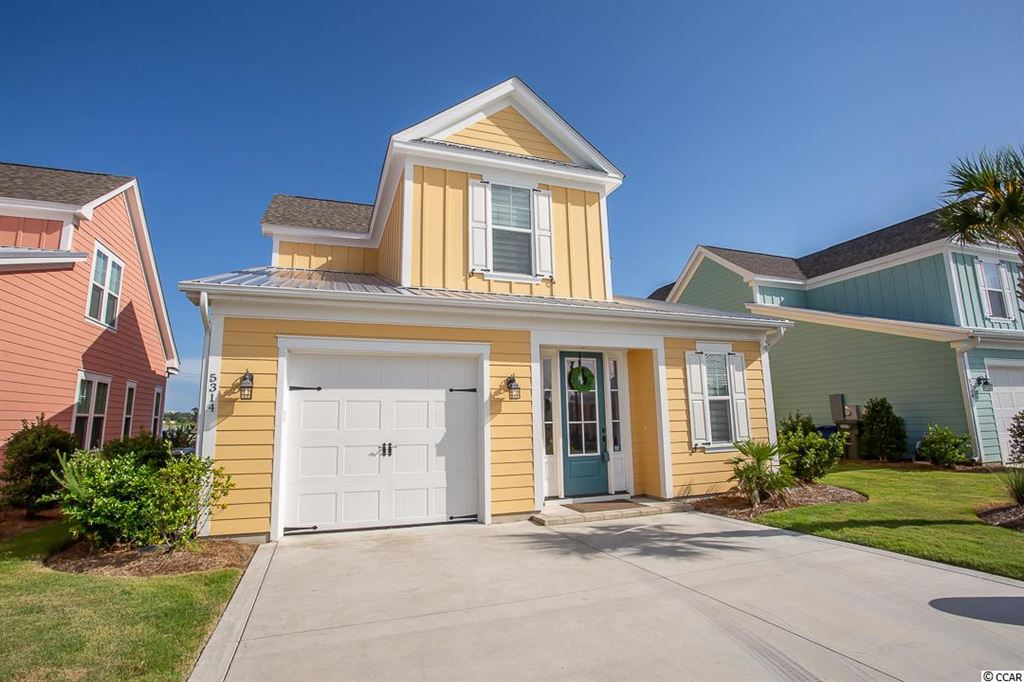 5314 Sea Coral Way, North Myrtle Beach, SC, 29582, The Retreat at Barefoot Villag Home For Sale
