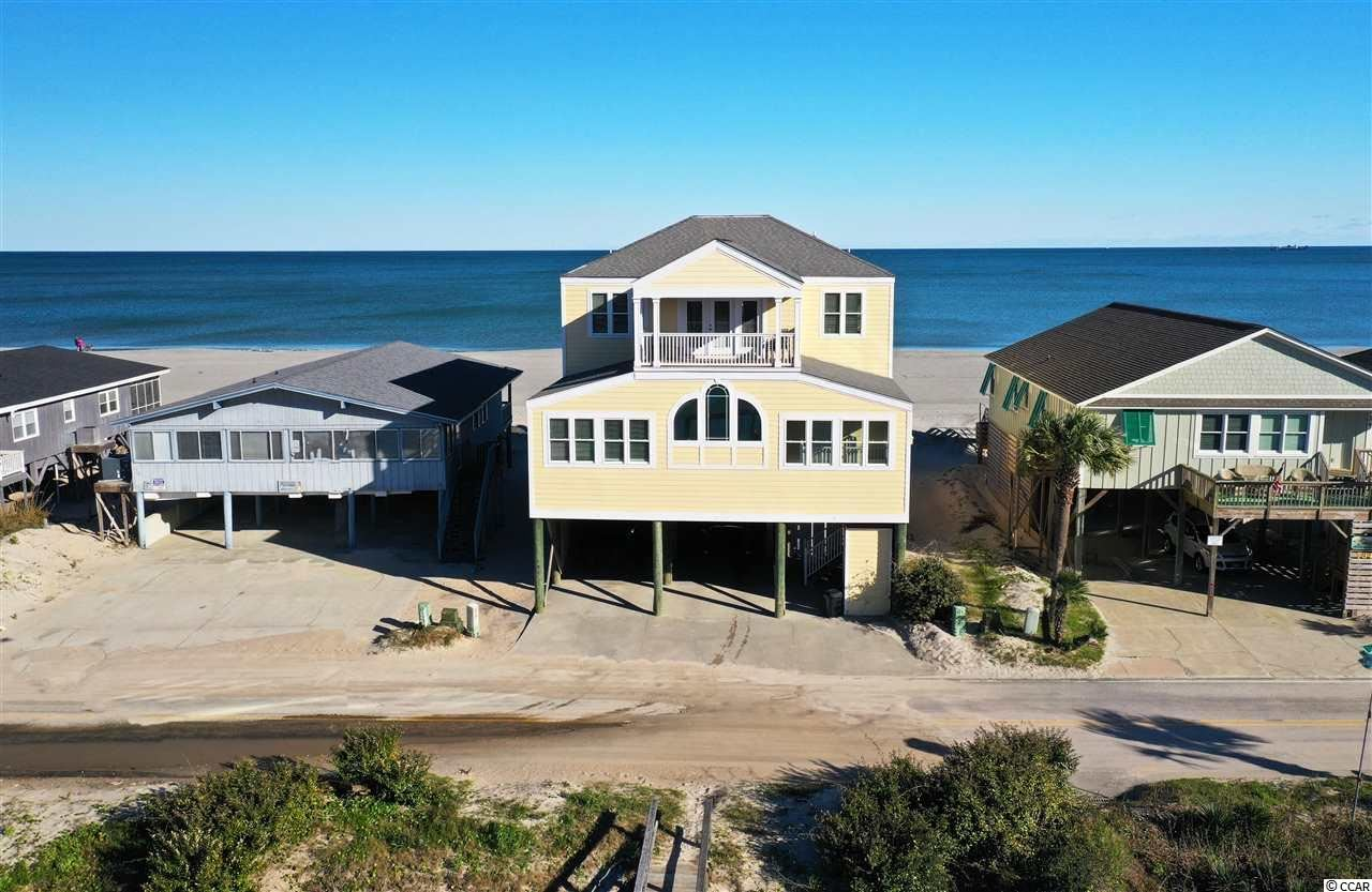 732 Springs Ave., Pawleys Island, SC, 29585, Birds Nest Home For Sale