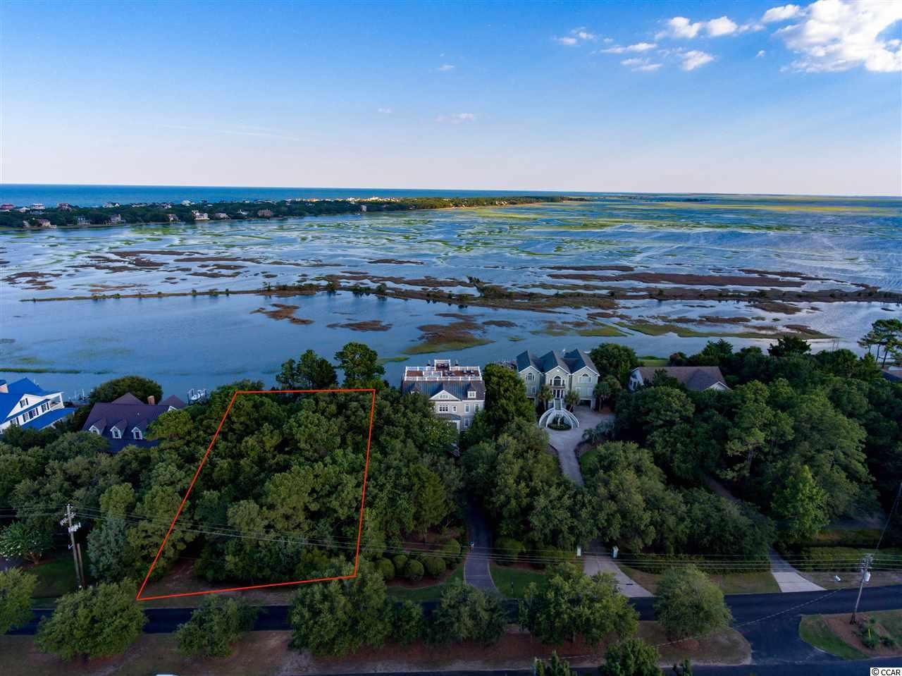 Lot 27 Luvan Blvd., Georgetown, SC, 29440, Debordieu Colony Home For Sale