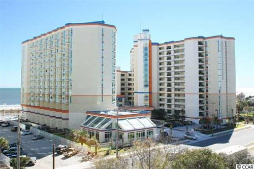 Photo of 5200 N Ocean Blvd. #357, Myrtle Beach, SC 29577 (MLS # 1520090)