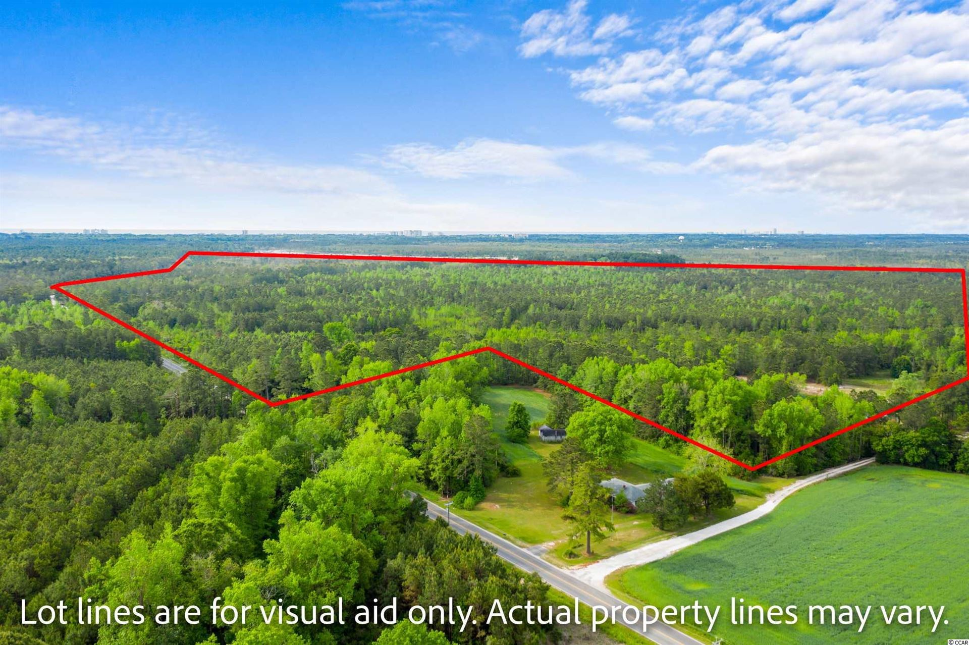 TBD Water Tower Rd., Longs, SC, 29568, Not within a Subdivision Home For Sale
