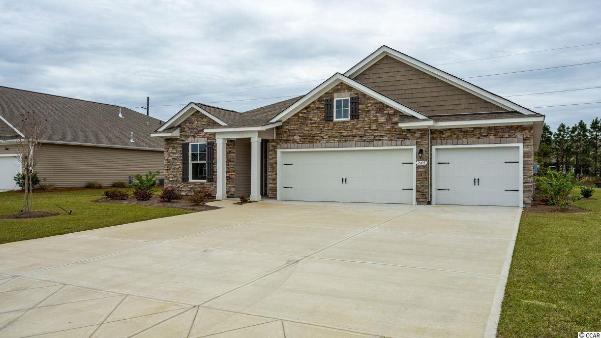 1068 Sea Bourne Way, Sunset Beach, NC, 28468, Cape Side Home For Sale
