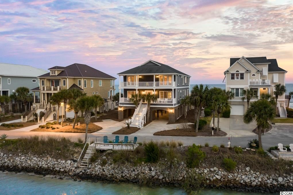 1357 Norris Dr., Pawleys Island, SC, 29585, The Peninsula at Inlet Point Home For Sale