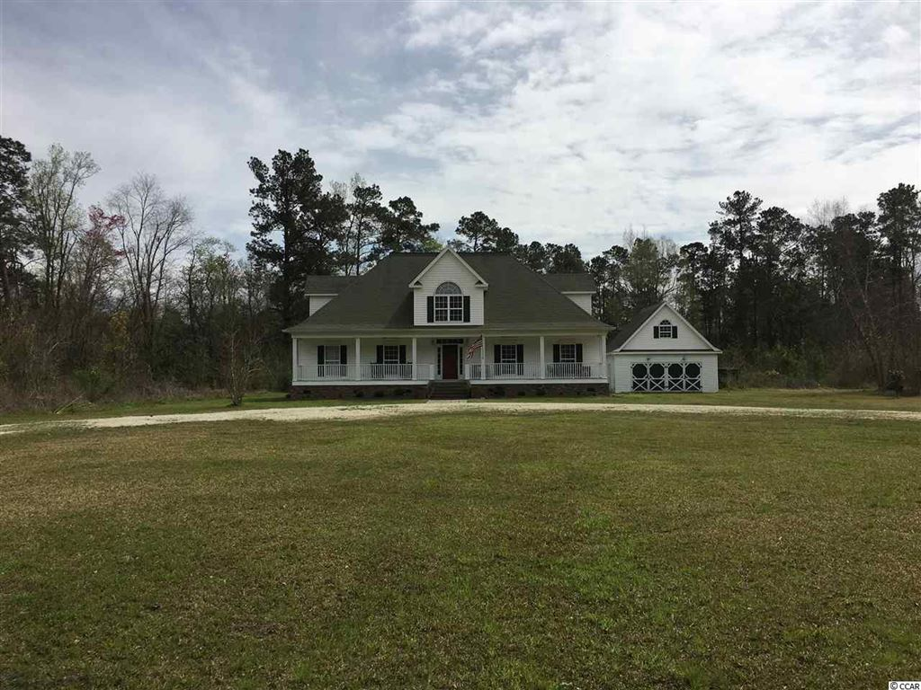 308 Parker Rd., Johnsonville, SC, 29555,  Home For Sale