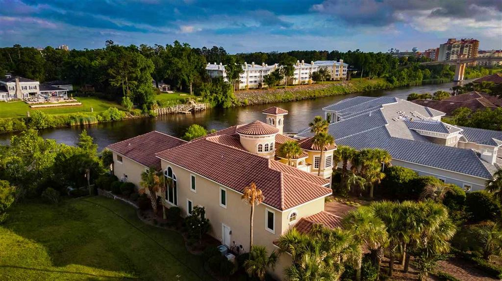 1727 Serena Dr., Myrtle Beach, SC, 29579, Grande Dunes|Riviera Village Home For Sale