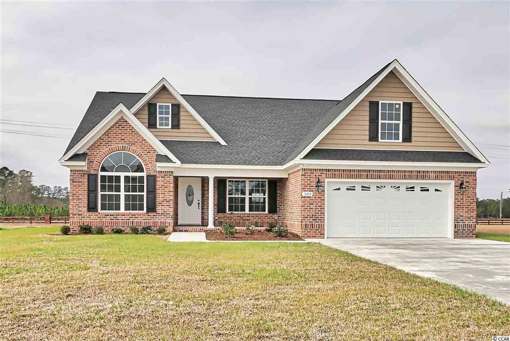 316 Farmtrac Dr., Aynor, SC, 29511, The Brick Yard Home For Sale