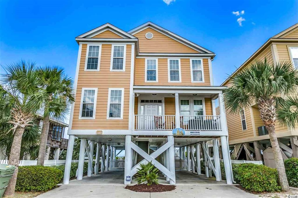 119 Seaside Dr. N, Surfside Beach, SC, 29575, Floral Beach Home For Sale