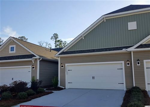 Photo of 2000-B Willow Run Dr. #1-B, Little River, SC 29566 (MLS # 1901110)