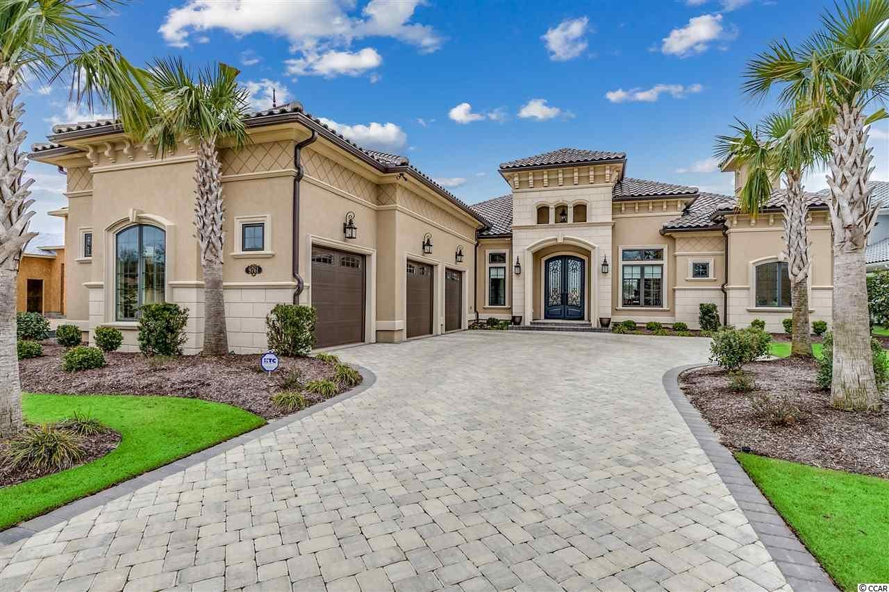 9761 Bellasera Circle, Myrtle Beach, SC, 29579, Grande Dunes|Members Club Home For Sale