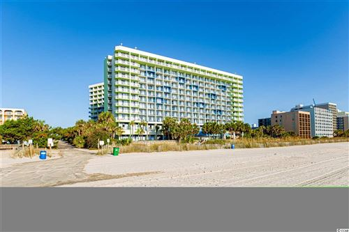 Photo of 1105 S Ocean Blvd. #816, Myrtle Beach, SC 29577 (MLS # 1909111)