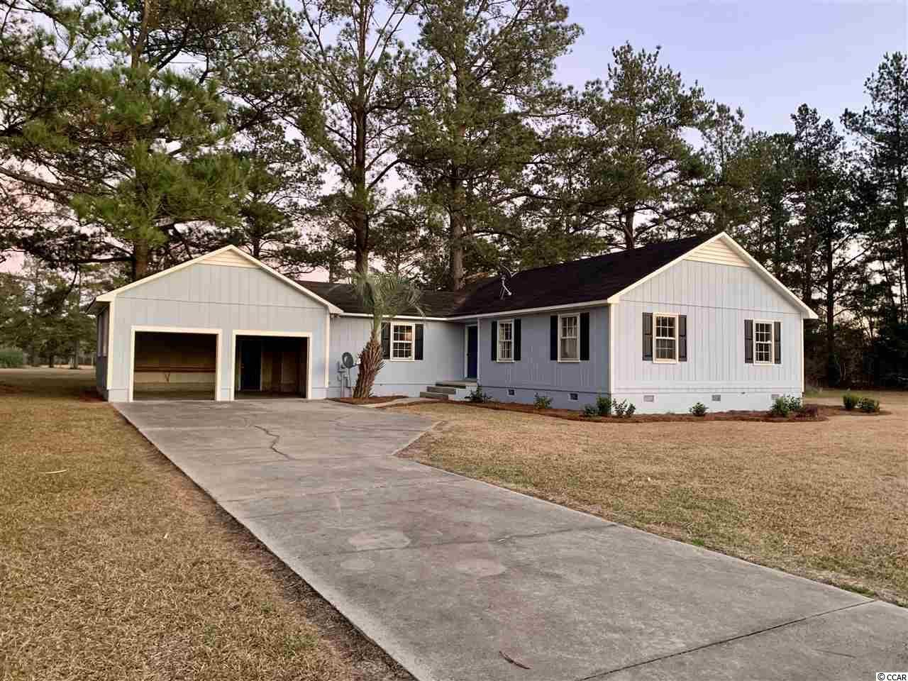 10716 County Line Rd., Andrews, SC, 29510, Cherry Hill Home For Sale