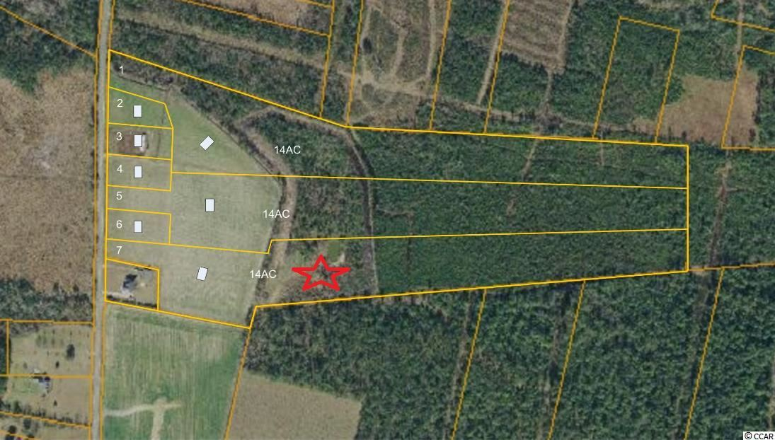 TBD J H Martin Rd., Galivants Ferry, SC, 29544, Not within a Subdivision Home For Sale