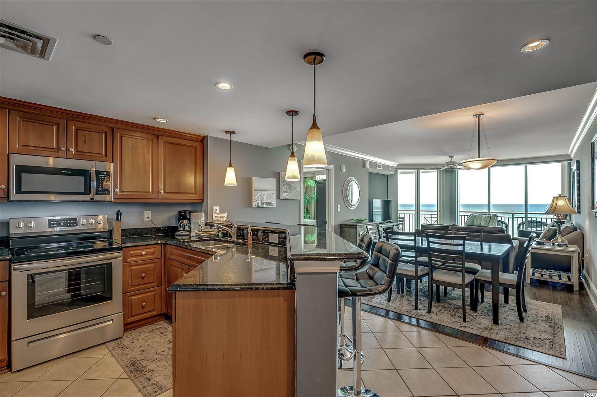 603 S Ocean Blvd., North Myrtle Beach, SC, 29582, Mar Vista Grande Resort Home For Sale