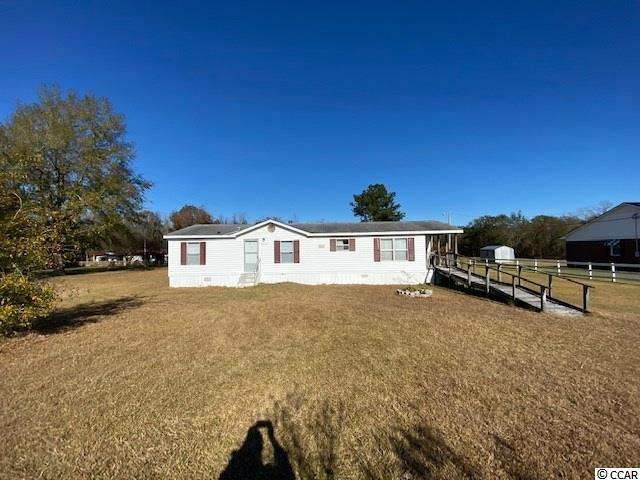 4668 Nesmith Rd., Nesmith, SC, 29580,  Home For Sale