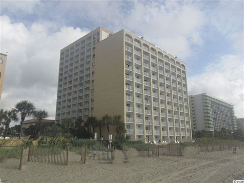 Photo of 1207 S Ocean Blvd. #21102, Myrtle Beach, SC 29577 (MLS # 1920123)