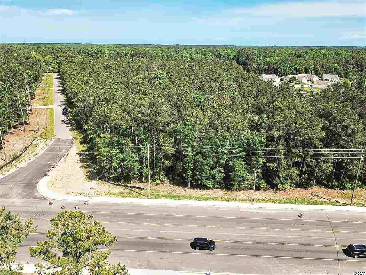 6.77 Acres Highway 707, Murrells Inlet, SC, 29576, Not within a Subdivision Home For Sale