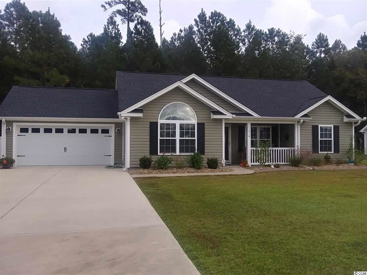 518 Tulley Ct., Conway, SC 29527 - MLS#: 2022125