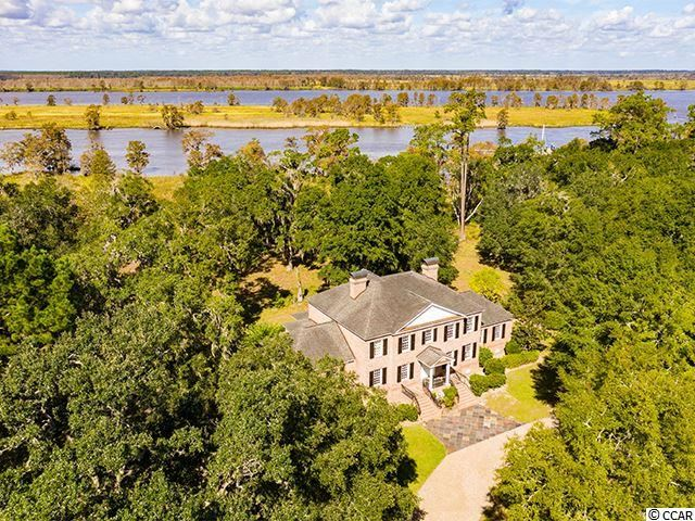 1 Rice Bluff Rd., Pawleys Island, SC, 29585, Prince George River Home For Sale
