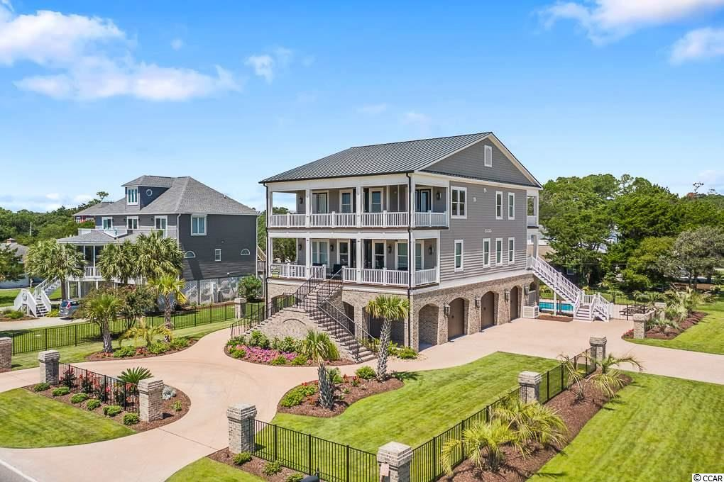 805 N Ocean Blvd., North Myrtle Beach, SC, 29582, Tilghman Estates Home For Sale