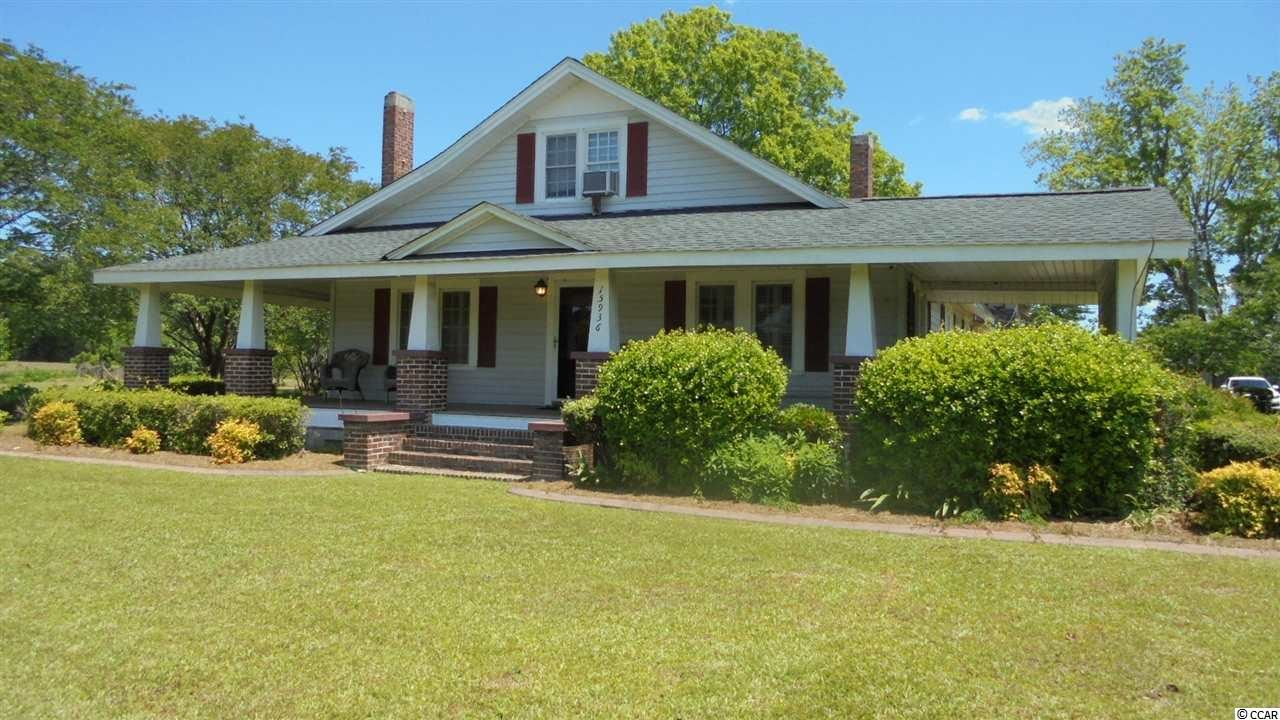 15936 Highway 19, Nichols, SC, 29581,  Home For Sale