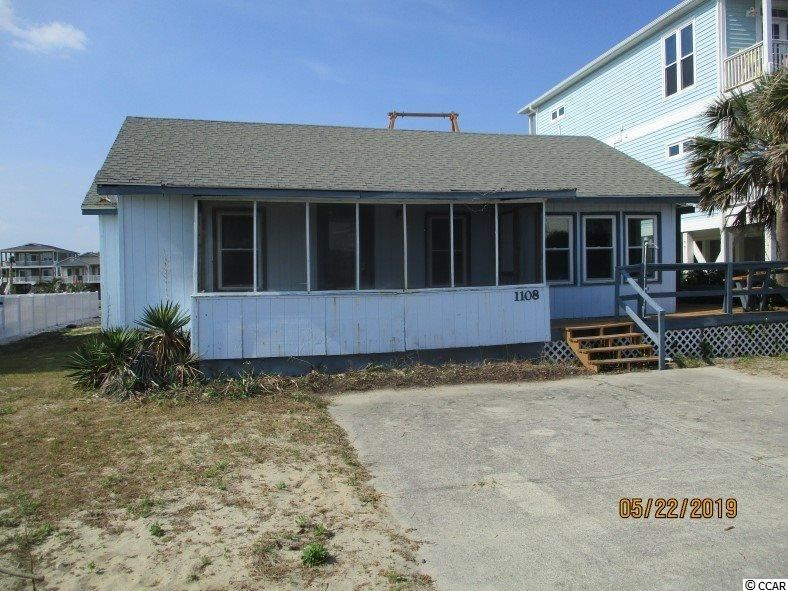 1108 E Beach Dr., Oak Island, NC, 28465,  Home For Sale
