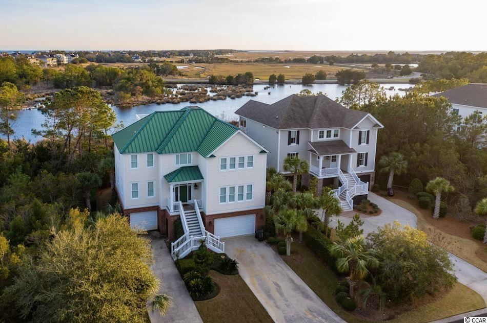 126 Permit Ct., Georgetown, SC, 29440, Debordieu Colony Home For Sale