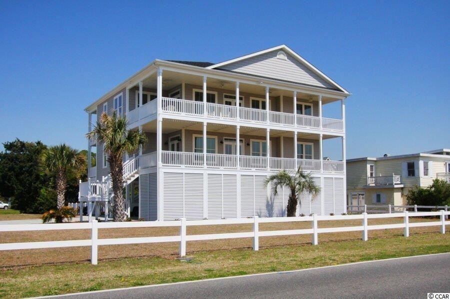 1201 N Ocean Blvd., North Myrtle Beach, SC, 29582, Tilghman Estates Home For Sale