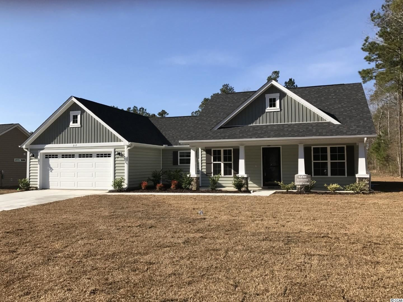 202 Penn Circle, Galivants Ferry, SC, 29544, Brunson Springs Home For Sale