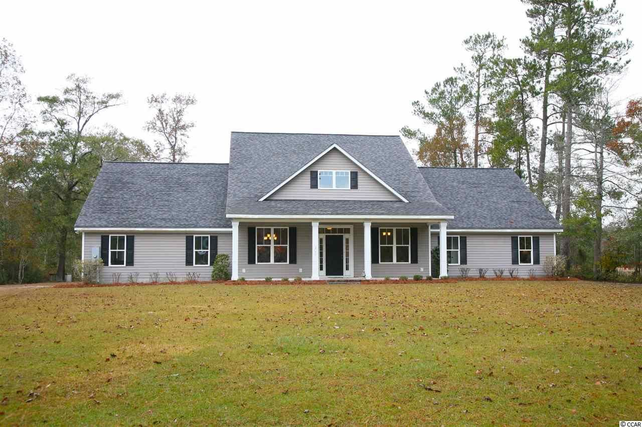 269 Farmingdale Rd., Nichols, SC, 29581, Not within a Subdivision Home For Sale