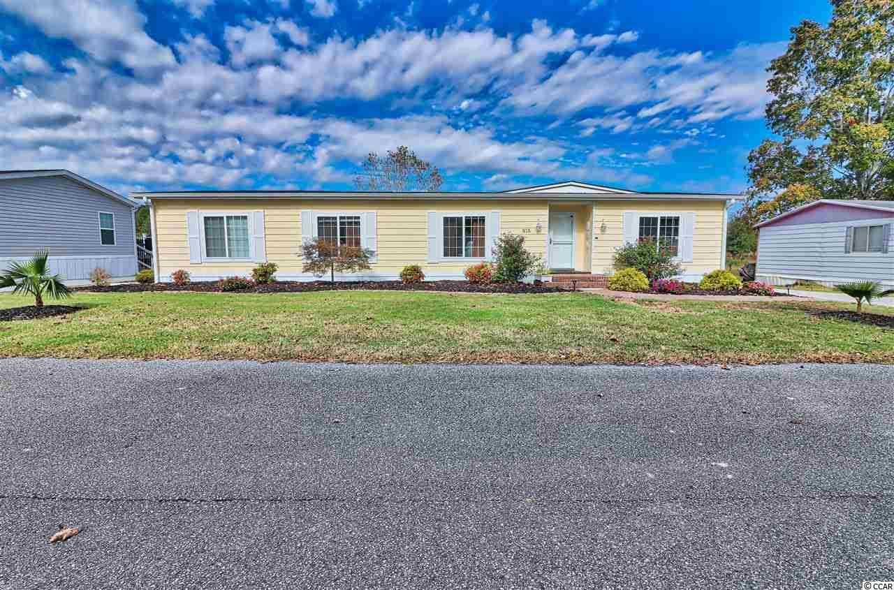 815 Waterway Dr., North Myrtle Beach, SC, 29582, Waterway View Community Home For Sale