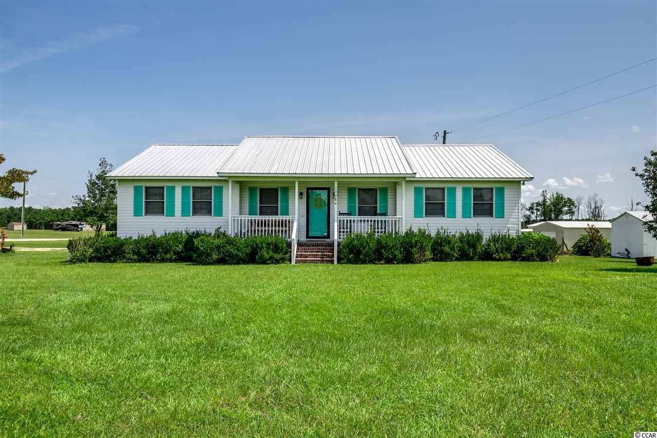 13084 Highway 19, Nichols, SC, 29581, Not within a Subdivision Home For Sale